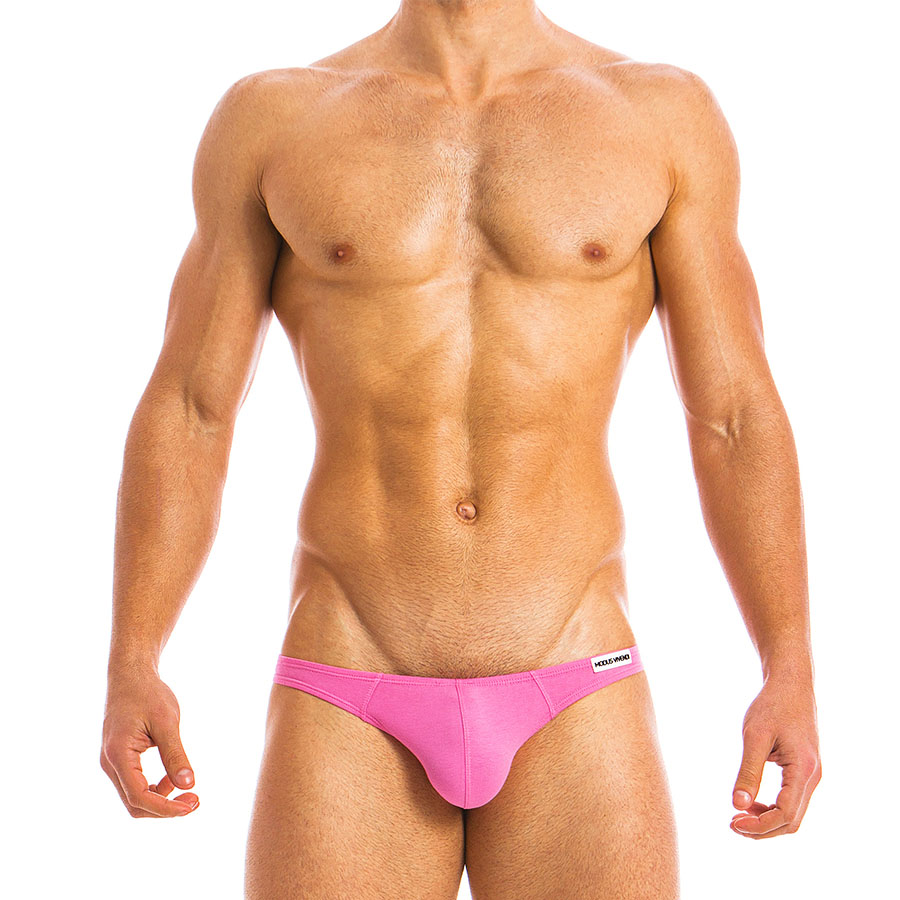 MODUS VIVENDI EGGS BOTTOMLESS BRIEF - Fuchsia