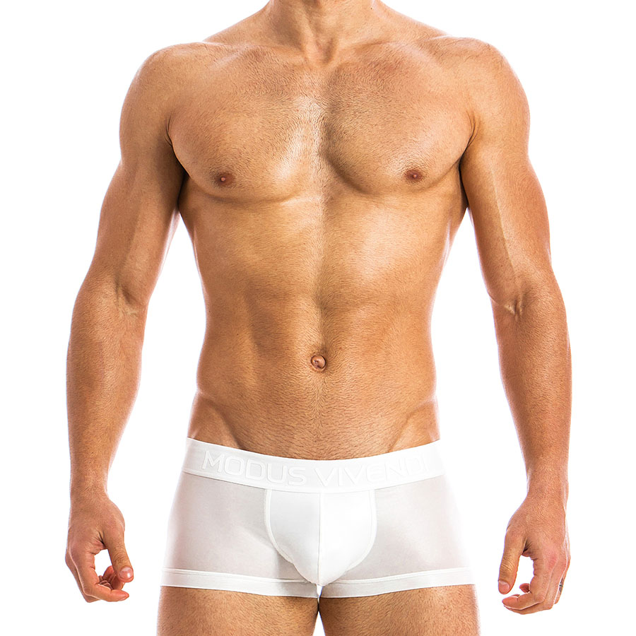 MODUS VIVENDI HIGH TECH BOXER - White