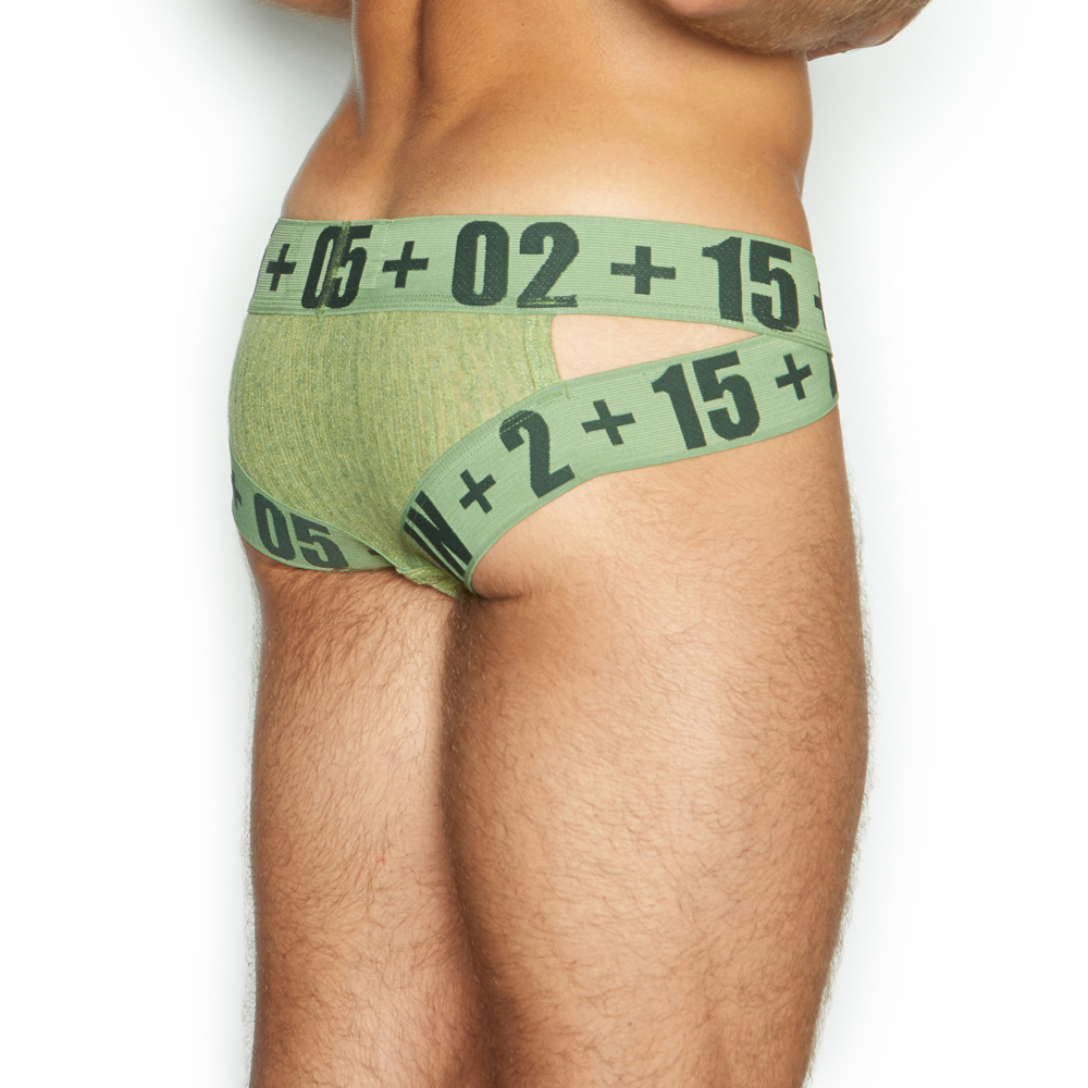 C-IN2 H+A+R+D COLLECTION HUSTLE BRIEF - GREEN