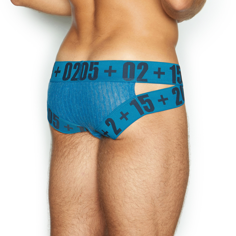 C-IN2 H-A-R-D COLLECTION HUSTLE BRIEF - SOUTH PACIFIC BLUE